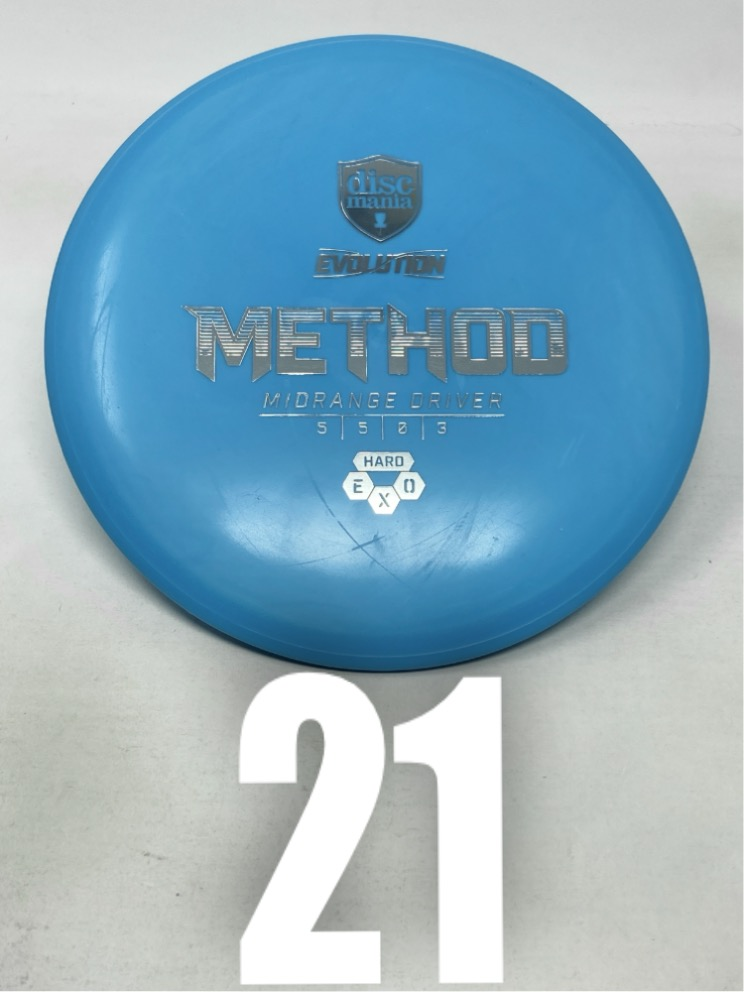 Discmania Evolution Hard Exo Method