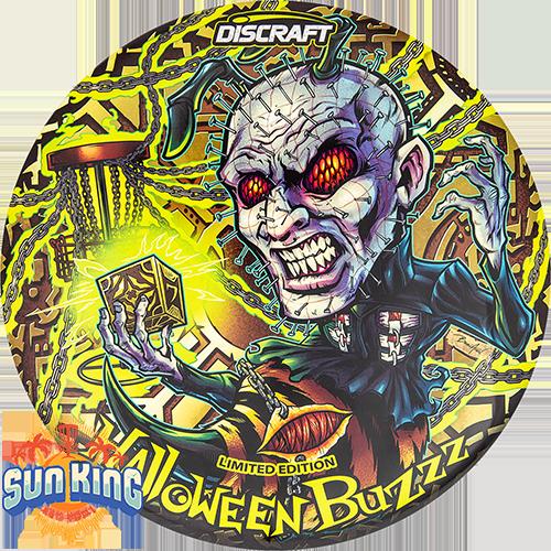 Halloween Buzzz 2020 Discraft SuperColor Buzzz (2020 Halloween   Hellraizzzer   Pre Order)