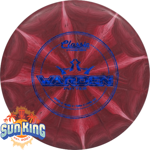 Dynamic Discs Classic Blend Burst Warden