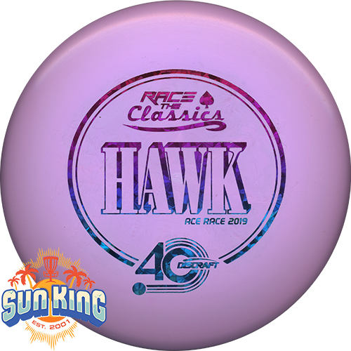 Discraft ESP Hawk (Ace Race 2019 - RTC)