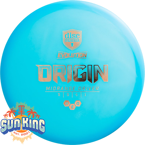 Discmania Evolution Neo Origin