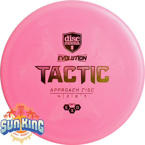 Discmania Evolution Soft EXO Tactic