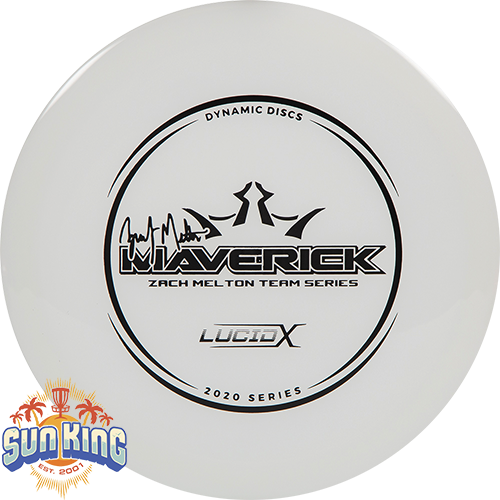 Dynamic Discs Lucid-X Maverick (Zach Melton - 2020 Team Series)