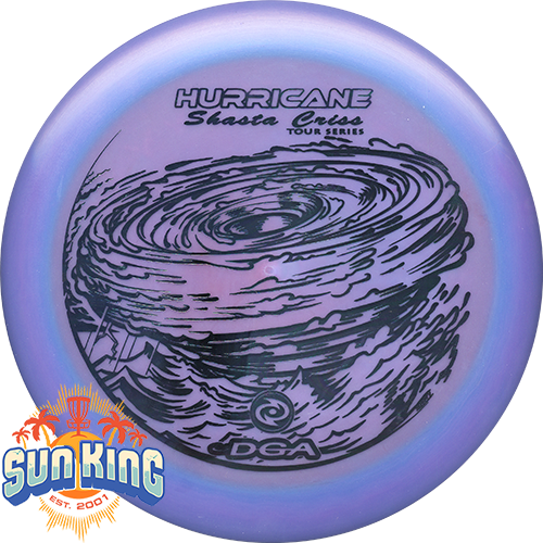 DGA ProLine Flex Swirl Hurricane (Shasta Criss - 2019 Tour Series)