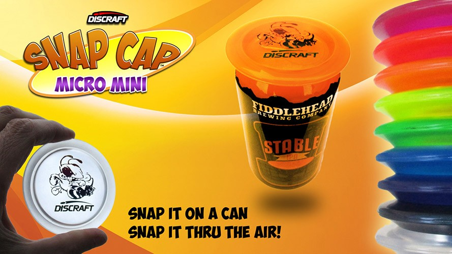 Discraft Snap Cap Buzzz Micro Mini (Can Topper) 24982bdbc5f2