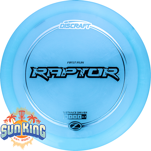 Discraft Elite Z Raptor (First Run)