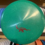 Dino Discs Extinct Brontosaurus