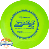 Prodigy 400G Series D4 Max (First Run)