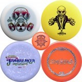 Discraft 5-Piece Super Mini Set