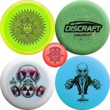 Discraft 5-Piece Super Mini Set (Deluxe)