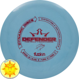 Dynamic Discs Bio Fuzion Defender (4X Paige Pierce)