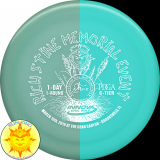 Innova Champion Color Glow Colossus (2018 Rich Stine)