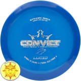 Dynamic Discs Lucid Convict (Paige Pierce Signature Edition)