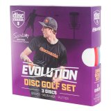 Discmania Evolution Geo 3 Disc Starter Set