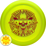 Innova Champion Firebird (Flat Top - 2017 Shootout)