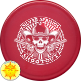 Innova Luster Champion Gator (Flat Top - 2017 Shootout)