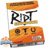 Ript Showdown Disc Golf Card Game