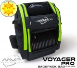 MVP Voyager Pro Disc Golf Backpack