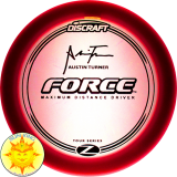 Discraft Elite Z Force (Austin Turner Tour Series)