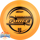 Discraft Big Z Force (2020 Ledgestone)