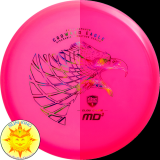 Discmania C-Line Color Glow MD3 (Eagle McMahon - Crowned Eagle)