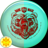Discmania C-Line Color Glow PD (Avery Jenkins - Dark Maul)