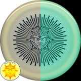 Discmania C-Line Glow PD2 (Special Blend - Sun King)