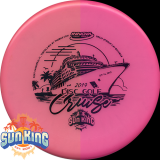 Innova Champion Color Glow AviarX3 (Puddle Top - 2019 Disc Golf Cruise)