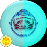 Innova Champion Color Glow Firebird (Alex Geisinger 2018)