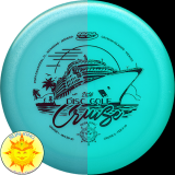 Innova Champion Color Glow Shryke (Disc Golf Cruise)