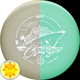 Innova Champion Glow Leopard3 (Disc Golf Cruise)