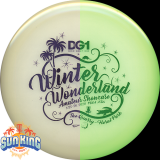 Innova Champion Glow Teebird (2020 Winter Wonderland)