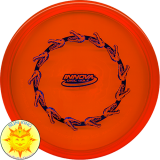 Innova Champion Gator (Jolly Launcher - Ring of Gators - Flat Top)