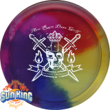 Innova Champion Tie-Dyed Eagle-X (Victory or Death)