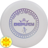 Dynamic Discs Classic Deputy (Paige Pierce Limited Edition)