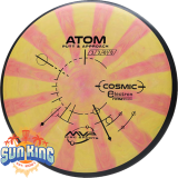MVP Cosmic Electron Atom (Firm/Soft)
