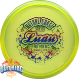 Discraft Cryztal Z Buzzz (Tournament Stamped)