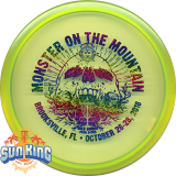 Discraft Cryztal Z Buzzz (Monster On The Mountain)