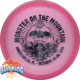 Discraft Cryztal Z Buzzz OS (Monster On The Mountain)