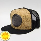 Dynamic Discs Cork Snapback Adjustable Hat