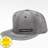Dynamic Discs Stitched Snapback Adjustable Hat