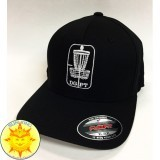Disc Golf Pro Tour FlexFit Hat