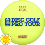 Daredevil Discs HP Great Horned Owl (DGPT - Barstamp)