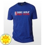 Disc Golf Pro Tour T-Shirt (Watch)