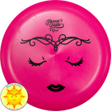 Innova DX Leopard (2016 Throw Pink Pumpkin)