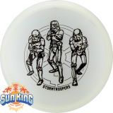 Discraft Elite Z Buzzz (Star Wars - Storm Trooper)