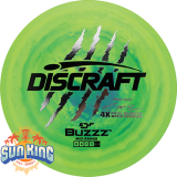 Discraft ESP Buzzz (Paul McBeth - First Run)