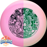 Discraft ESP Color Glo Undertaker (Memorial 2020)