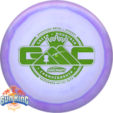 Discraft ESP Swirl Nuke (2019 Green Mountain - Black Sharpie Edition)