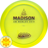 Innova Champion Firebird (Flat Top - 2016 Am Worlds)